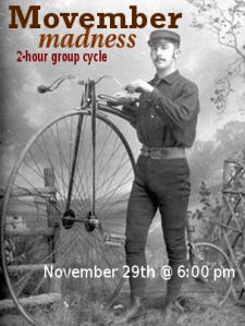 Movember Madness_cycle